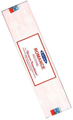 Satya Romance Incense 40 Gram Packs - 12/Box