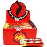 Swift Lite Charcoal - 10 Refill Rolls 33mm Tablets (no display boxes available at the moment)