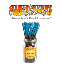 Jasmine Incense Sticks by Wild Berry Incense