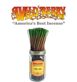 Melon Incense Sticks by Wild Berry Incense