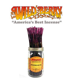 Pomegranate Incense Sticks by Wild Berry Incense