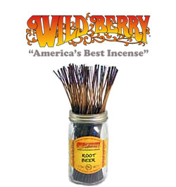 Root Beer Incense Sticks by Wild Berry Incense