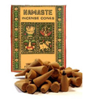 Namaste Incense Cones