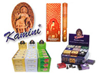 Kamini Incense & Aromatics