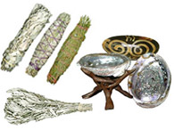 Sage & Smudge Supplies