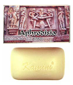 Kamini Soap - Aphrodisia Soap - 100g, 12/Box
