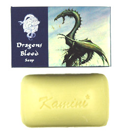 Kamini Soap - Dragon's Blood Soap - 100g, 12/Box