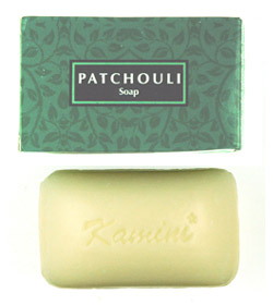 Kamini Soap - Patchouli Soap - 100g, 12/Box