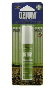 Ozium Air Sanitizer - Country Fresh Scent 0.8 oz. bottle