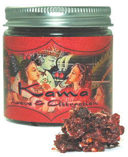 Ramakrishnananda's Gifts Resin - Kama (Love & Attraction) - 2.4 oz.