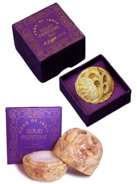 Song of India Solid Perfume - Patchouli