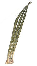 "Sweetgrass Braids, Approx 24"" Long"