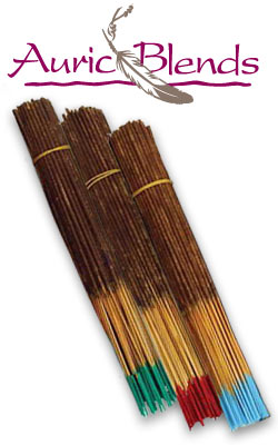 Auric Blends Tropical Rain Incense - 100 Gram Bundle