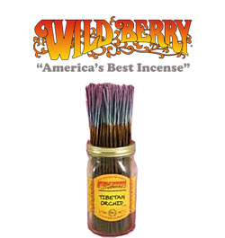 Tibetan Orchid™ Incense Sticks by Wild Berry Incense