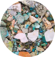 Andean Mine Rough Mix [Half Pound]