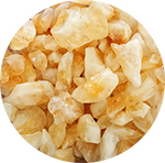 Citrine Gemstone - Raw - [Half Pound]