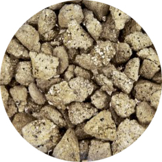 Raw Iron Pyrite (Fool's Gold) - [Half Pound]