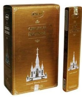 HEM  Masala Incense Church - 15 Gram Box [12/Box]