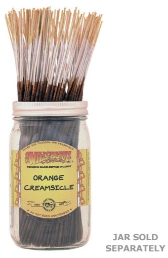 Orange Creamsicle Incense Sticks by Wild Berry Incense