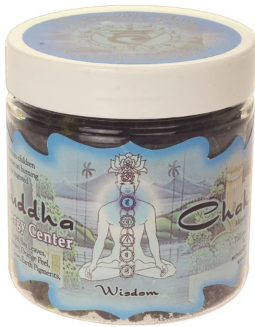 Prabhuji's Gifts Chakra Indian Resins - Throat (Vishudda) - 2.4 oz.