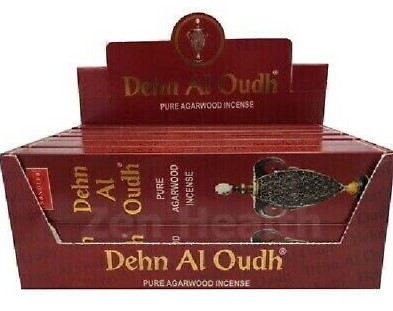 Nandita Dehn Al Oudh Incense [12/Box]
