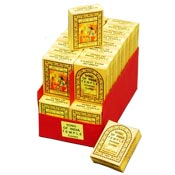 Song of India Temple Incense Cones, 36 25-Cone Boxes
