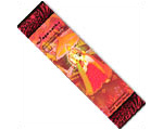 Prabhuji's Gifts Incense - Jaganatha (10 Sticks; Botanical Flowers Blend)