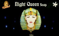 Kamini Soap - Night Queen Soap - 100g, 12/Box