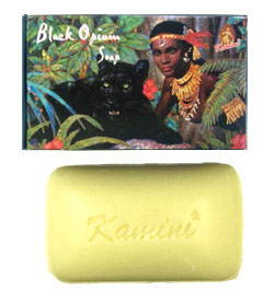 Kamini Soap - Black Opium Soap - 100g, 12/Box