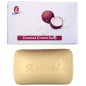 Kamini Soap - Coconut - 100g, 12/Box