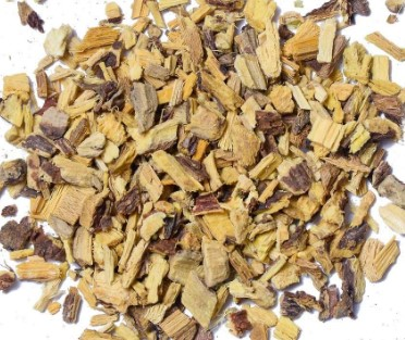 Licorice Root, Cut & Sifted - 1 LB