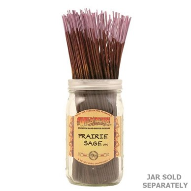 Prairie Sage Incense Sticks by Wild Berry Incense