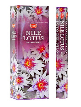HEM - Nile Lotus - 20gr [6/Box]
