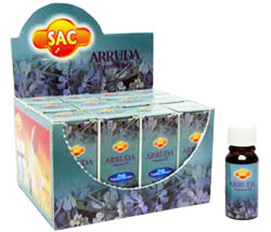 Sandesh (SAC) Aroma Oil 10ml - 1/3 Fl. Oz. (12/Box) - Arruda