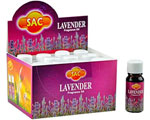 Sandesh (SAC) Aroma Oil  10ml - 1/3 Fl. Oz. (12/Box) - Lavender