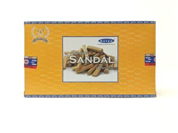 Satya Incense - Supreme Sandal - 15gr [ 12/BOX ]