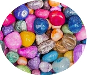 All Natural Gemstone Super Mix [Half Pound]