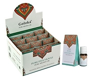 Goloka - Aroma Oil - Pure Patchouli - [12/b]