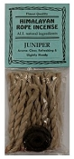 Himalayan Juniper Rope Incense [12pack]