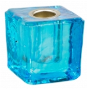 Mini Ritual Candle Holder - Blue