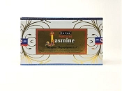 Satya Incense - Natural Jasmine - 15gr [ 12/BOX ]