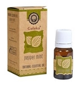 Goloka Essential Oil - 10ml - Mint [ SINGLE ]
