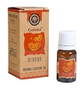 Goloka Essential Oil - 10ml - Orange [ SINGLE ]