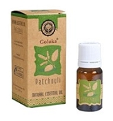 Goloka Essential Oil - 10ml - Patchouli [ SINGLE ]