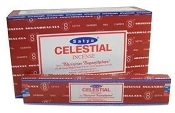 Satya Incense - Celestial - 15gr -12/Box