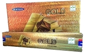 Satya Incense - Gold - 15gr - 12/Box