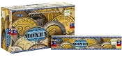 Satya Incense - Money (Banglore) - 15gr - 12/Box