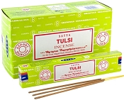 Satya Incense - Tulsi - 15gr -12/Box