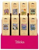 Triloka Incense Display - 160 x 10 stick packs