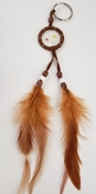 Brown Dreamcatcher Key Chain (Dozen)